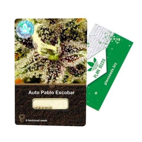 Купить стакан травы Auto Pablo Escobar