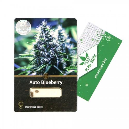 Купить стакан травы Семена конопли Auto Blueberry