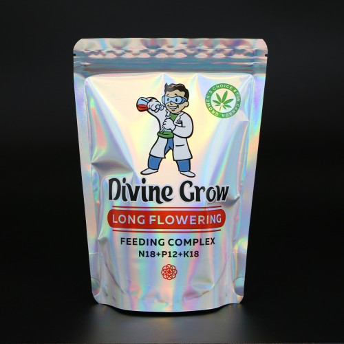 Купить стакан травы Удобрение Divine Grow Long Flowering
