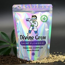 Удобрение Divine Grow Short Flowering